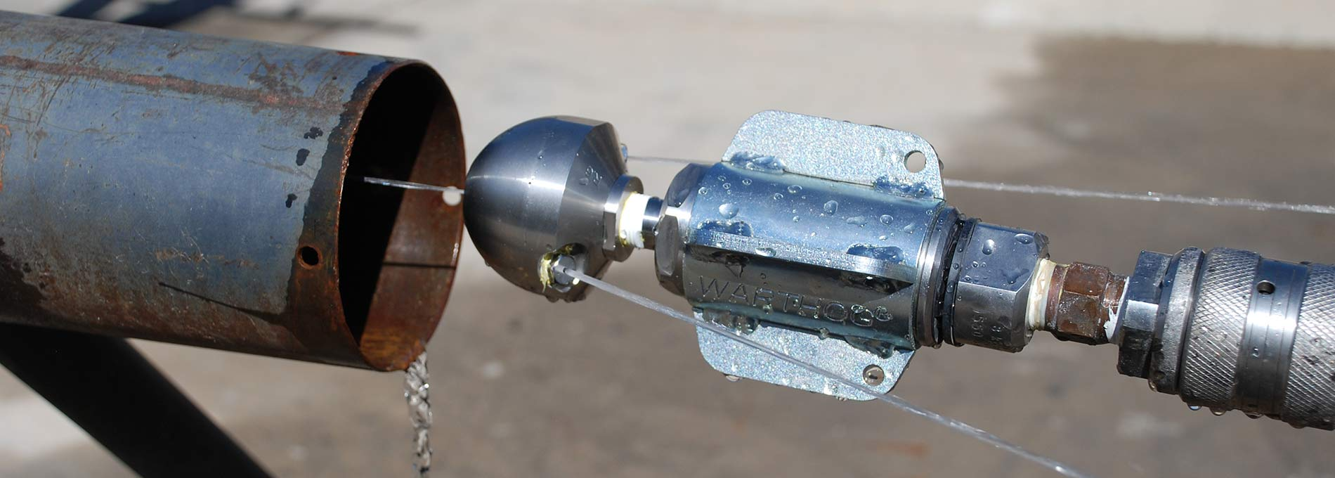 Sewer Cleaning Nozzles Dcs Manufacturing